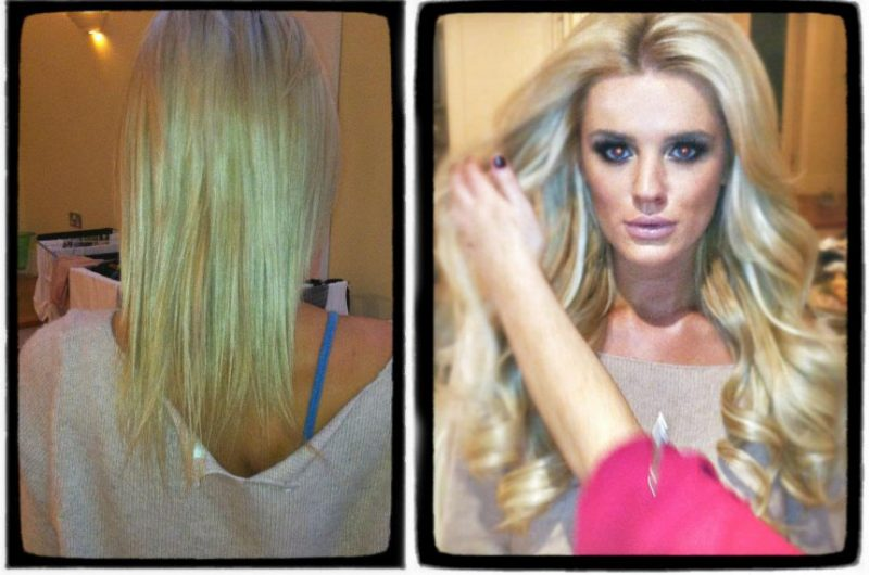 alyson boyle hotlox ajmakeup before and after