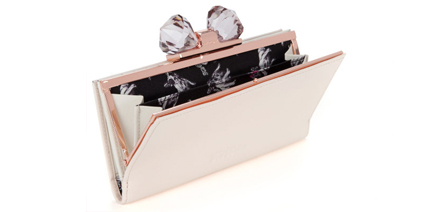 ted baker bejewelled purse ajmakeup