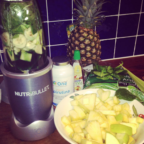 Nutribullet ajmakeup healthy eating smoothie maker nutrition 2