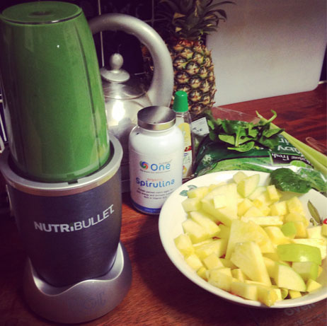 Nutribullet ajmakeup healthy eating smoothie maker nutrition 3
