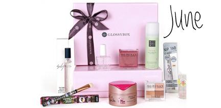 Glossybox June 2014