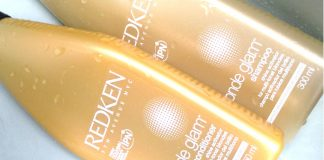 redken blonde glam review shampoo conditioner