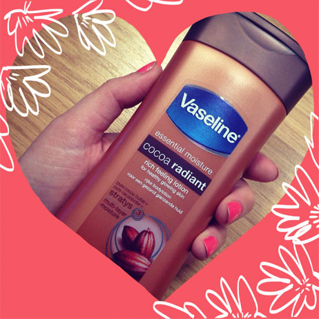 buy of the week vaseline cocoa radiant ajmakeup review