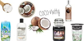 Coconut Beauty Products Health Foods