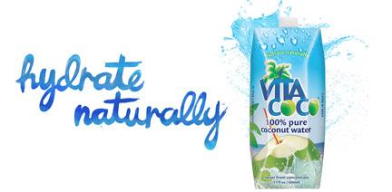 vita coco hydrate naturally