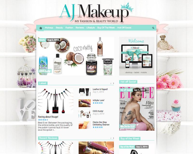 ajmakeup new site