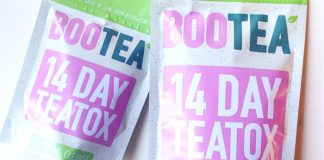 bootea teatox review 14 day