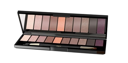 fashion and beauty blogger wishlist la palette nude rose