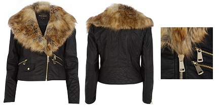 fashion and beauty blogger wishlist river island faux fur jacket
