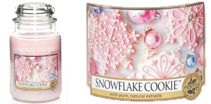 Yankee Candle Christmas Scents