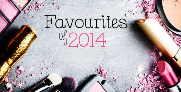 Favourite products of 2014 makeup beatuty