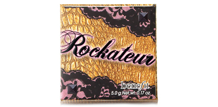 Favourite products of 2014 benefit rockateur blusher