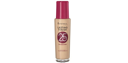 Favourite products of 2014 rimmel 25 hour foundation