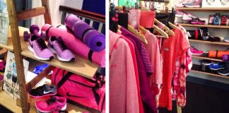 Lifestyle Sports running and fitness collection press day neon