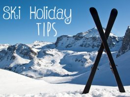 first ski holiday tips