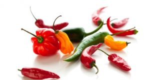Capsaicin weightloss