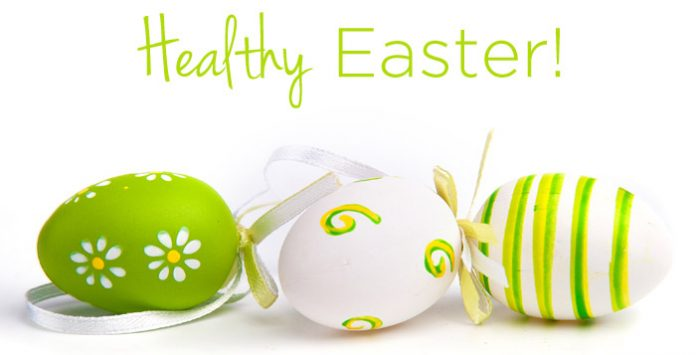 healthy easter ideas