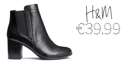autumn winter ankle boots