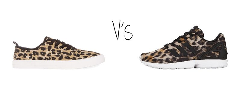 penneys leopard print shoes