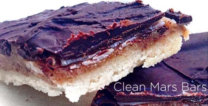 clean mars bars