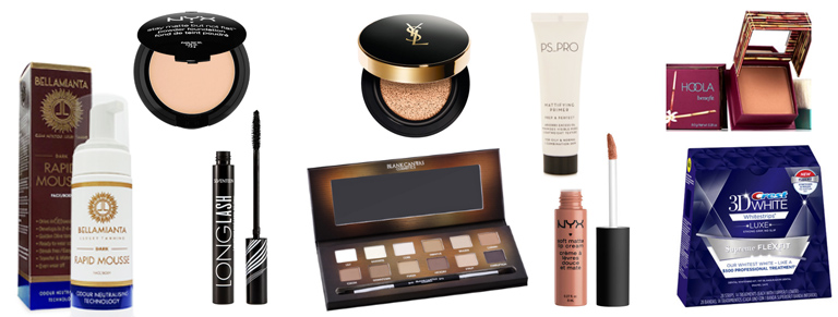 beauty product hits of 2017