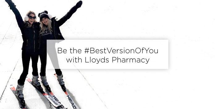 lloyds pharmacy best version of you