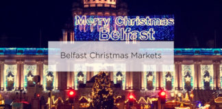 belfast christmas markets