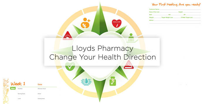 Lloyds Pharmacy Change Your Health Direction