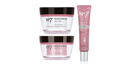 No7 Face & Neck Multi Action