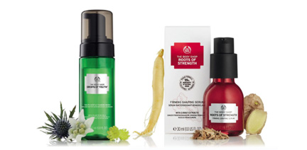 the bodyshop drops of youth roots of strength