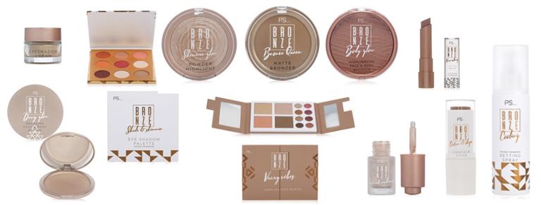 primark bronzing makeup range