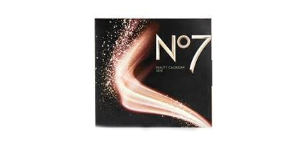 Boots No7 25 Days of Beauty Treats Calendar
