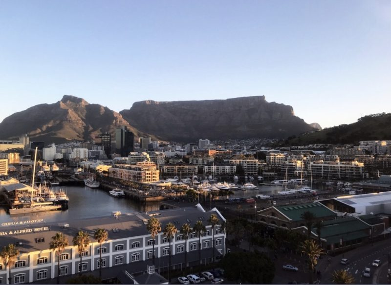 V&A Waterfront south africa garden route itinerary