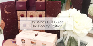 xmas gift guide beauty edition