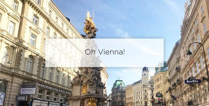 Vienna itinerary