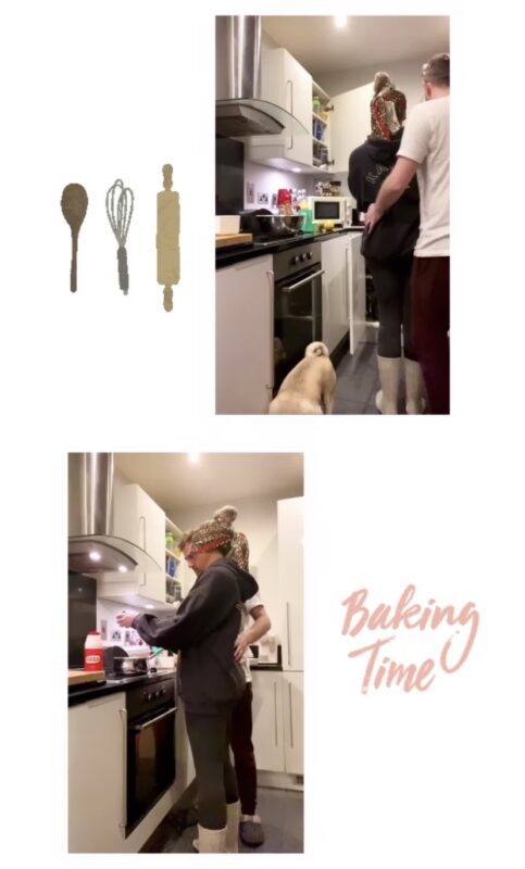 Blindfolded Baking